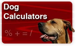 Dog Age and Food Calculators