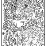 American Pitbull Terrier Coloring Page
