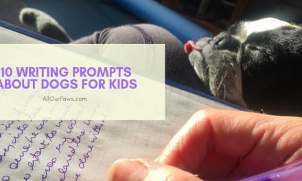 10 Writing Prompts About Dogs For Kids